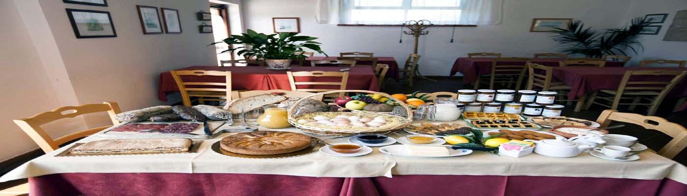 I Quattro Laghi - Agriturismo - La Gastronomia Locale