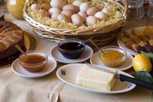 prodotti uova burro marmellate fatta da noi